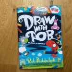 Win a copy of Draw With Rob Build A Story