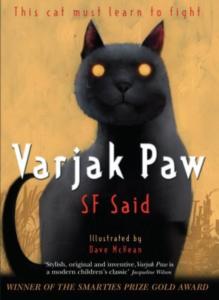 Varjak Paw the Mesopotamian cat