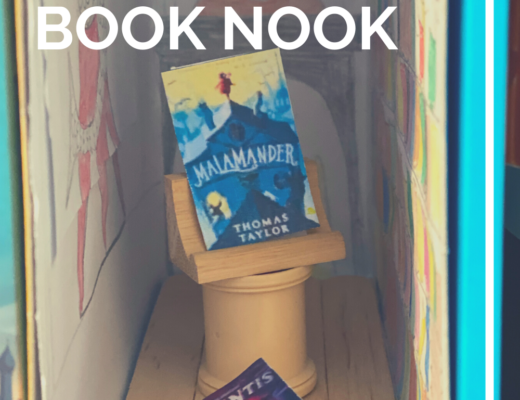 How to make a Book Nook