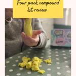 Craze Sensations: Four Pack Compound Kit (review)