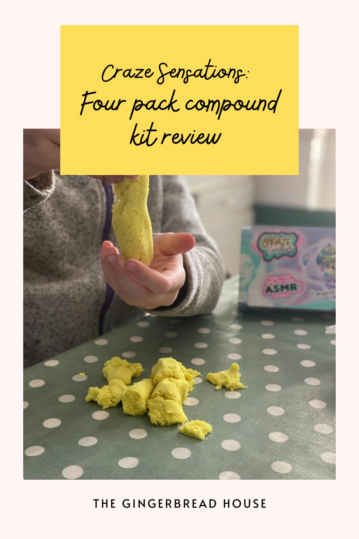 Craze Sensations: Four Pack Compound Kit
