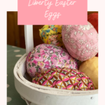 Handmade Liberty Easter Eggs