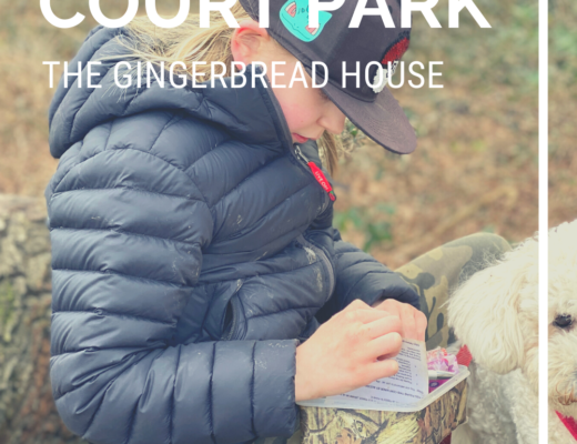 Exploring Hillingdon Court Park with kids