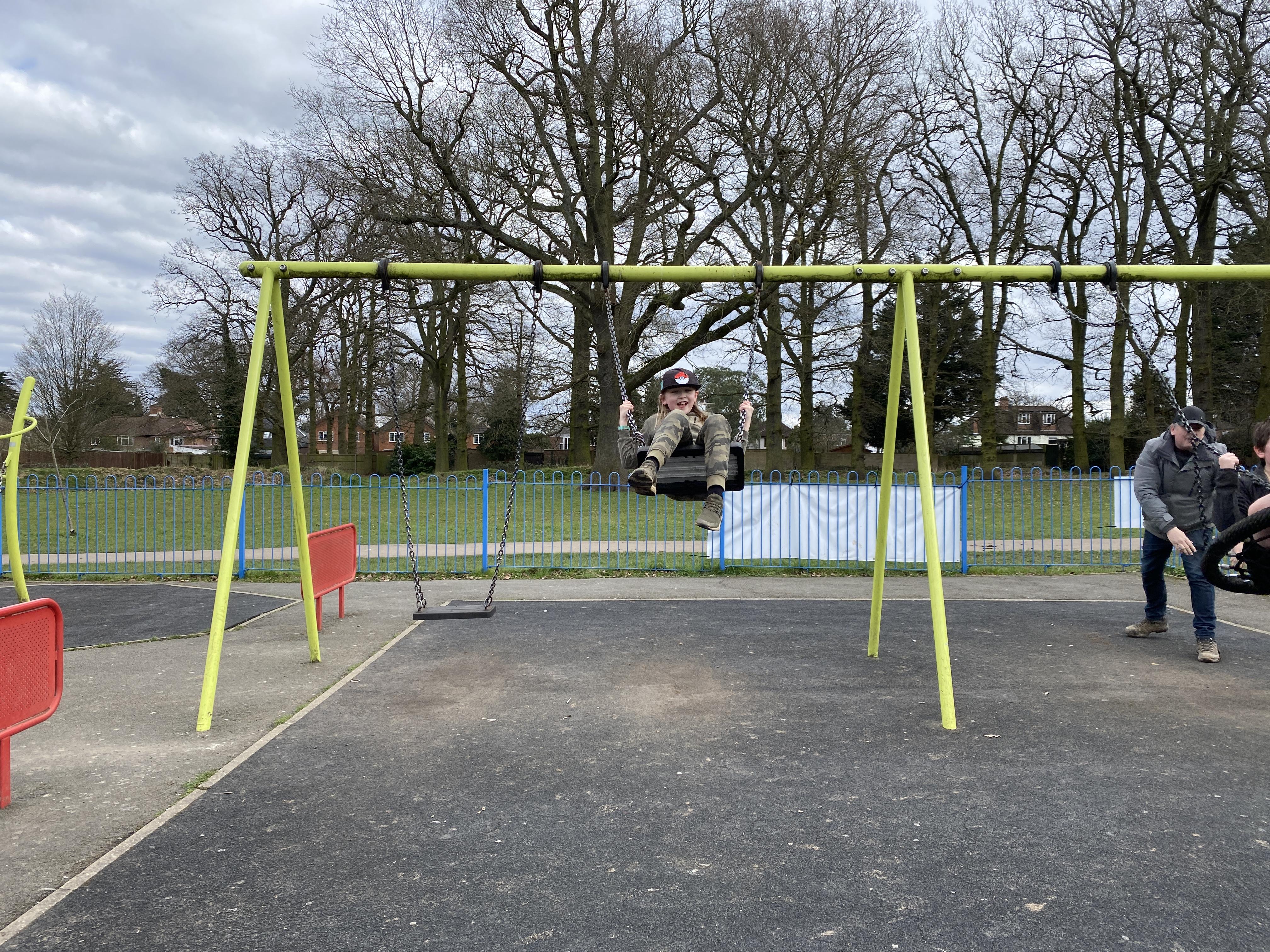 Hillingdon Court Park