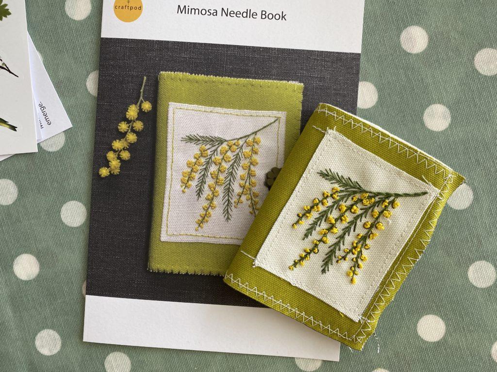 handmade needlebook design