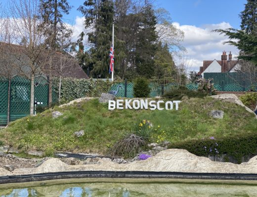 A trip to Bekonscot Model Village and Railway