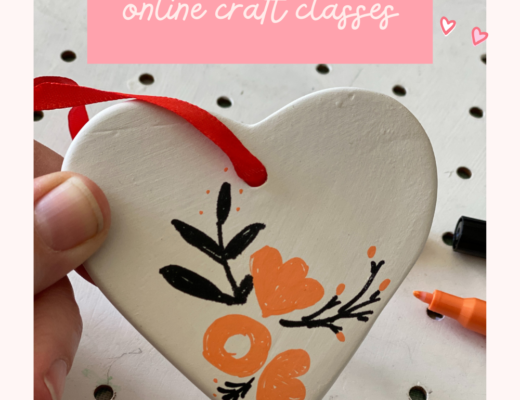 Why you should take part in online craft classes