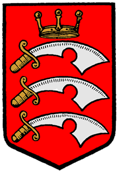 Middlesex coat of arms