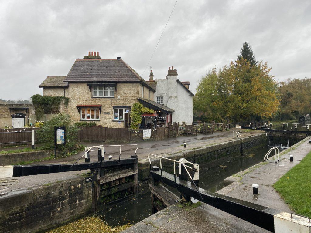Jack's Mill Harefield