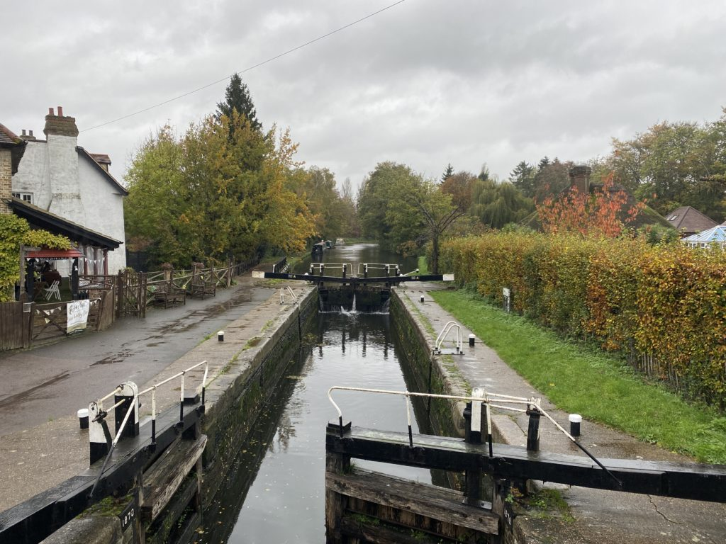 Harefield Locks