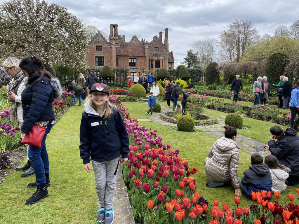 Exploring Chenies Manor and Gardens