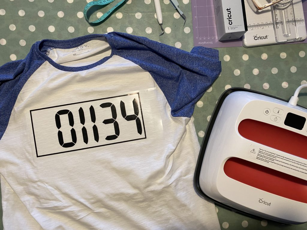 Numbers Day tshirt for kids