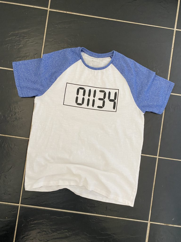 easy Numbers Day shirt