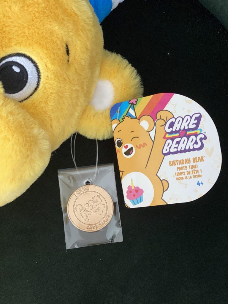 Care Bears Birthday Bear Care Coin