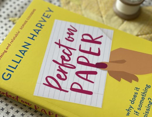 Perfect on Paper by Gillian Harvey
