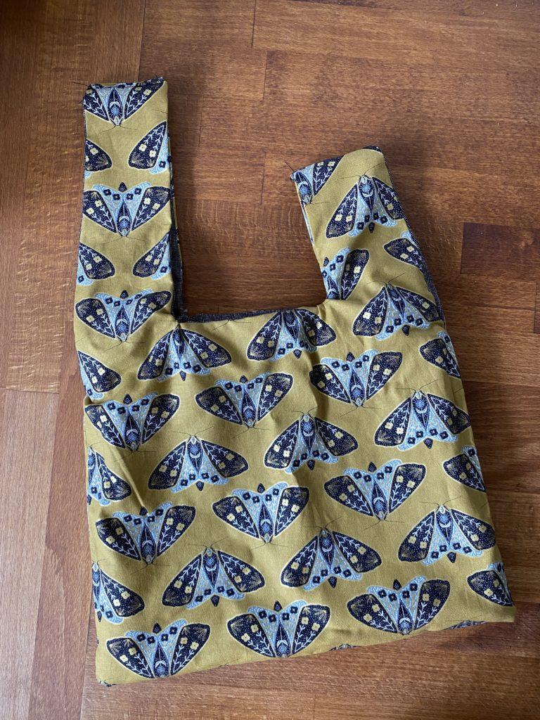 knot bag pattern