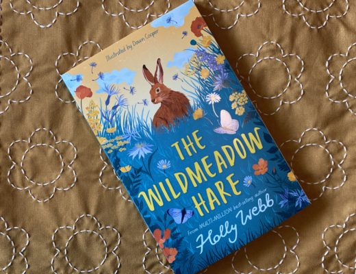 The Wildmeadow Hare {book giveway}