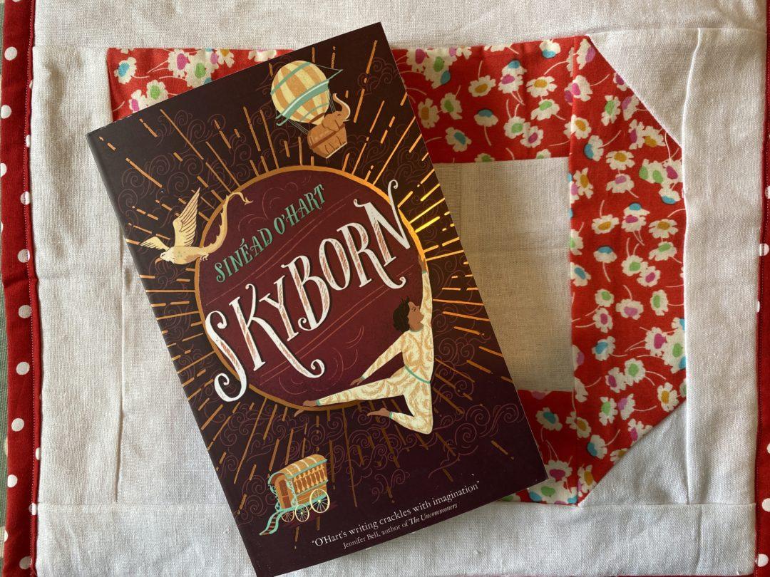 Win a copy of Skyborn by Sinéad O'Hart