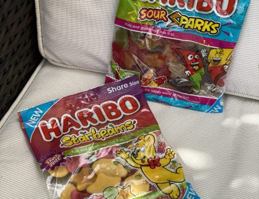 Win Haribo Sour Sparks and Starbeams