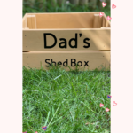 How to make a Father's Day crate