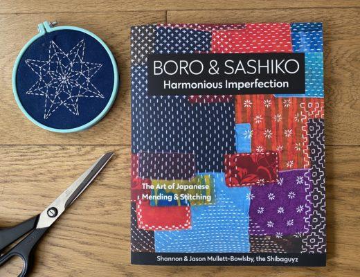 Boro and Sashiko - Harmonious Imperfection