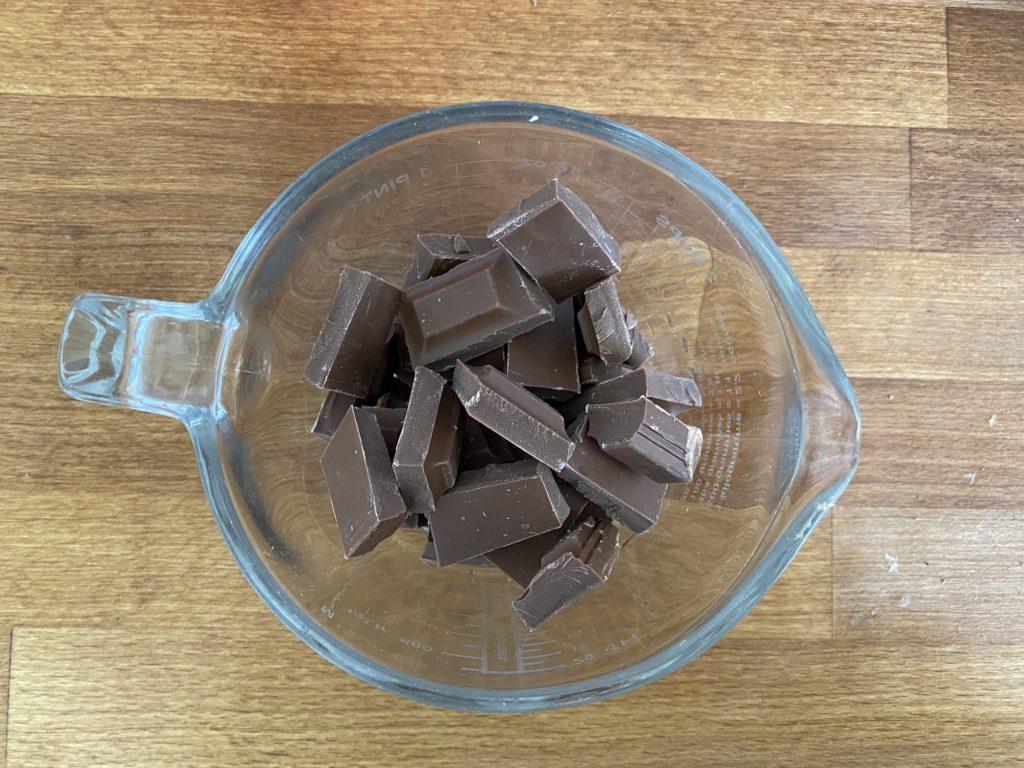 Pop Its chocolate bar