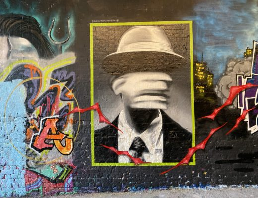 Another trip to the graffiti tunnel at Leake Street