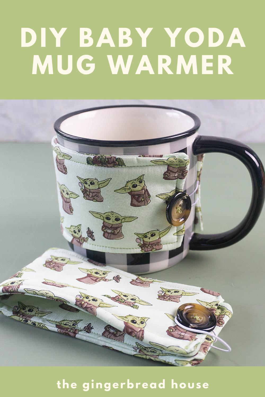 DIY Baby Yoda Mug Warmer