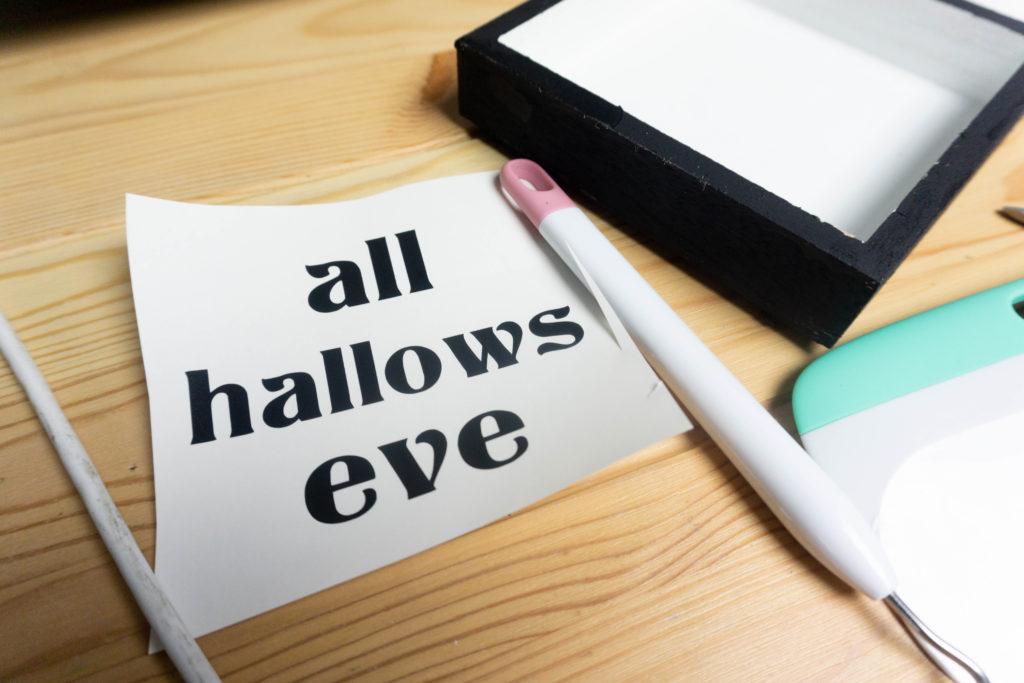 HalloweenFarmhouseSignsInProcess