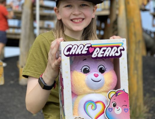 Care Bears Togetherness Bear from Basic Fun UK