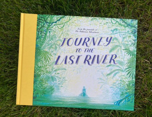 Journey to the Lost River