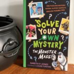 {Giveaway} Solve Your Own Mystery: The Monster Maker