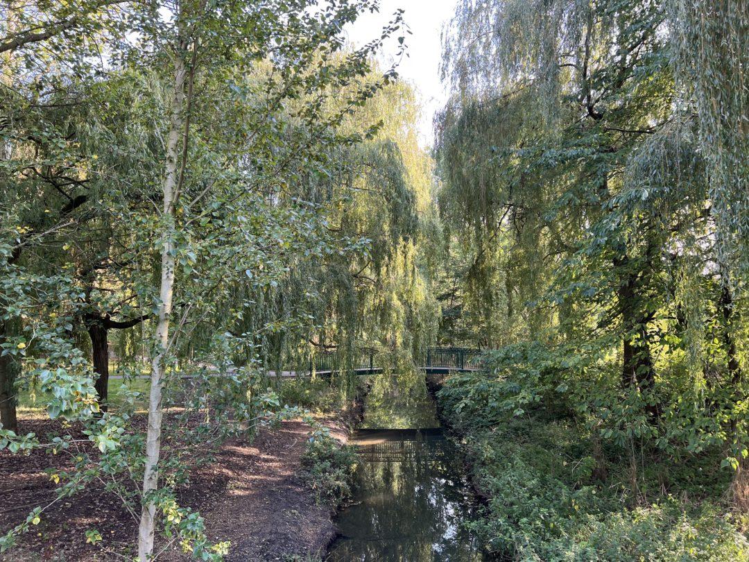 Dowding park, uxbridge