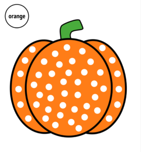 Free Halloween Q-Tip painting templates